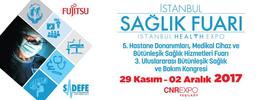 Congrès CNR Health Expo 2017 – Istambul, Turquie – Salons ...